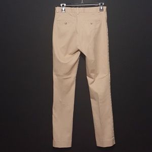 Ralph Lauren Blue Label Stretch Khaki Pants